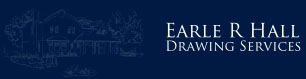 Earle Hall Drawing Services logo